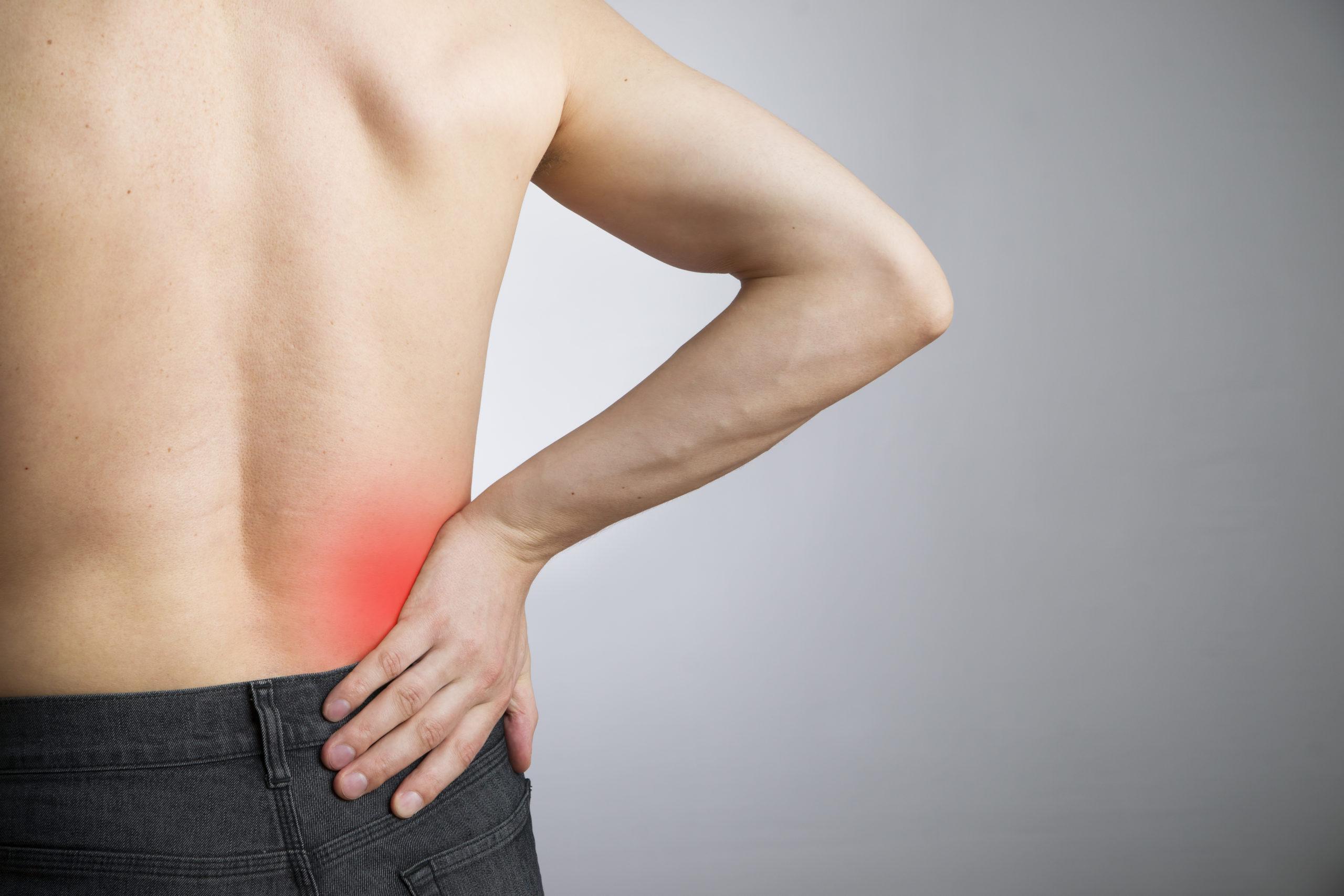 ból spowodowany rwą kulszową