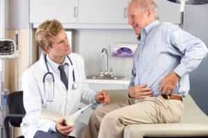 ból biodra u osoby starszej