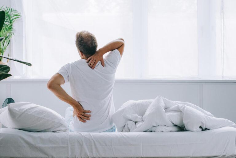 ból odcinka piersiowego kręgosłupa