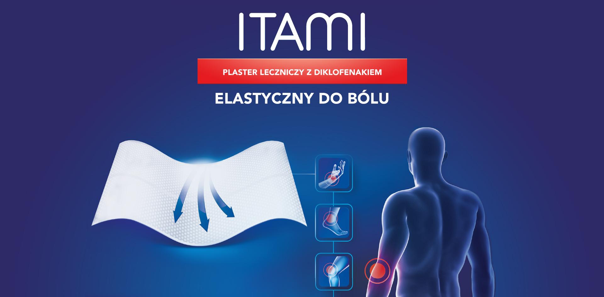 ITAMI - plaster leczniczy